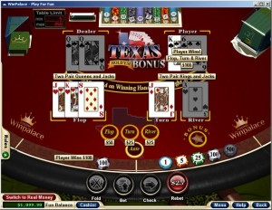 winpalace casino poker