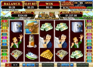 online casino slots game for money
